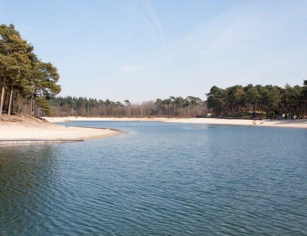 Lake Henschoten (Woudenberg, the Netherlands)